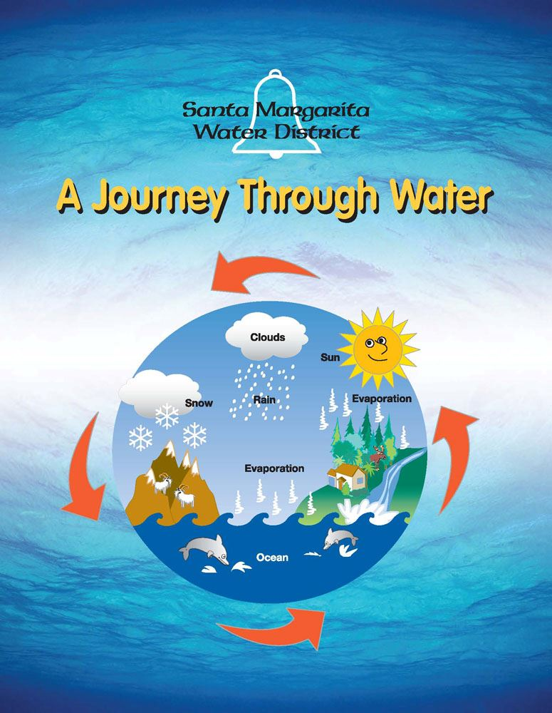 A Journey Through Water Cover