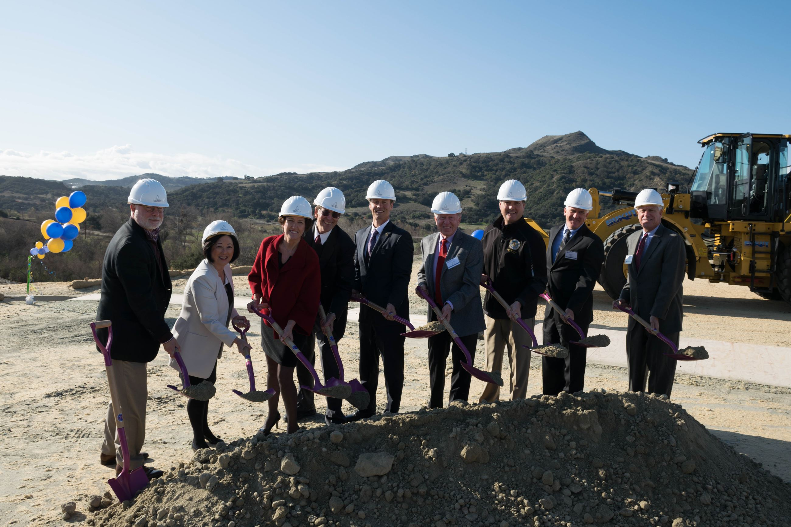 Trampus Canyon Groundbreaking-February2018