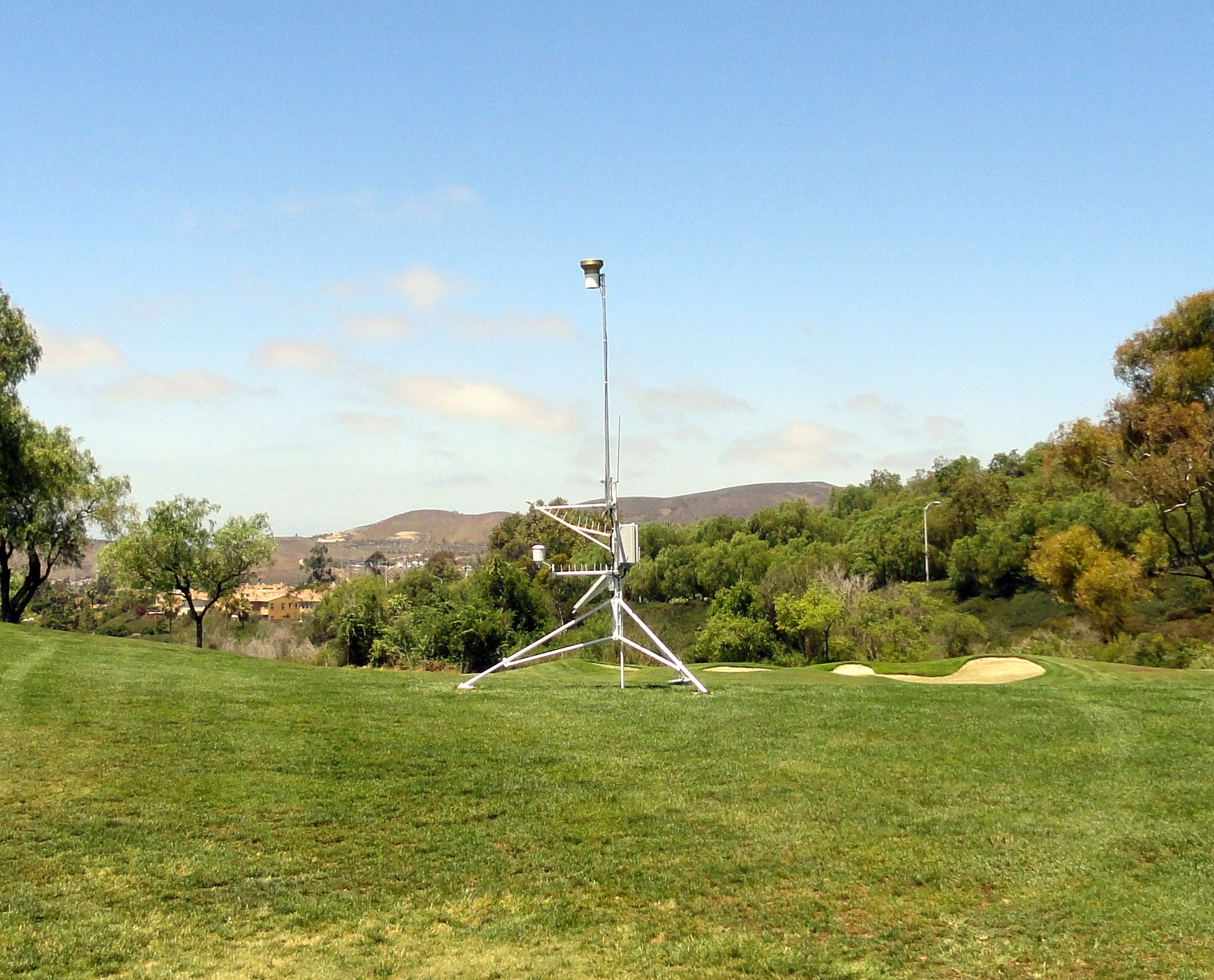 Talega Weather Station