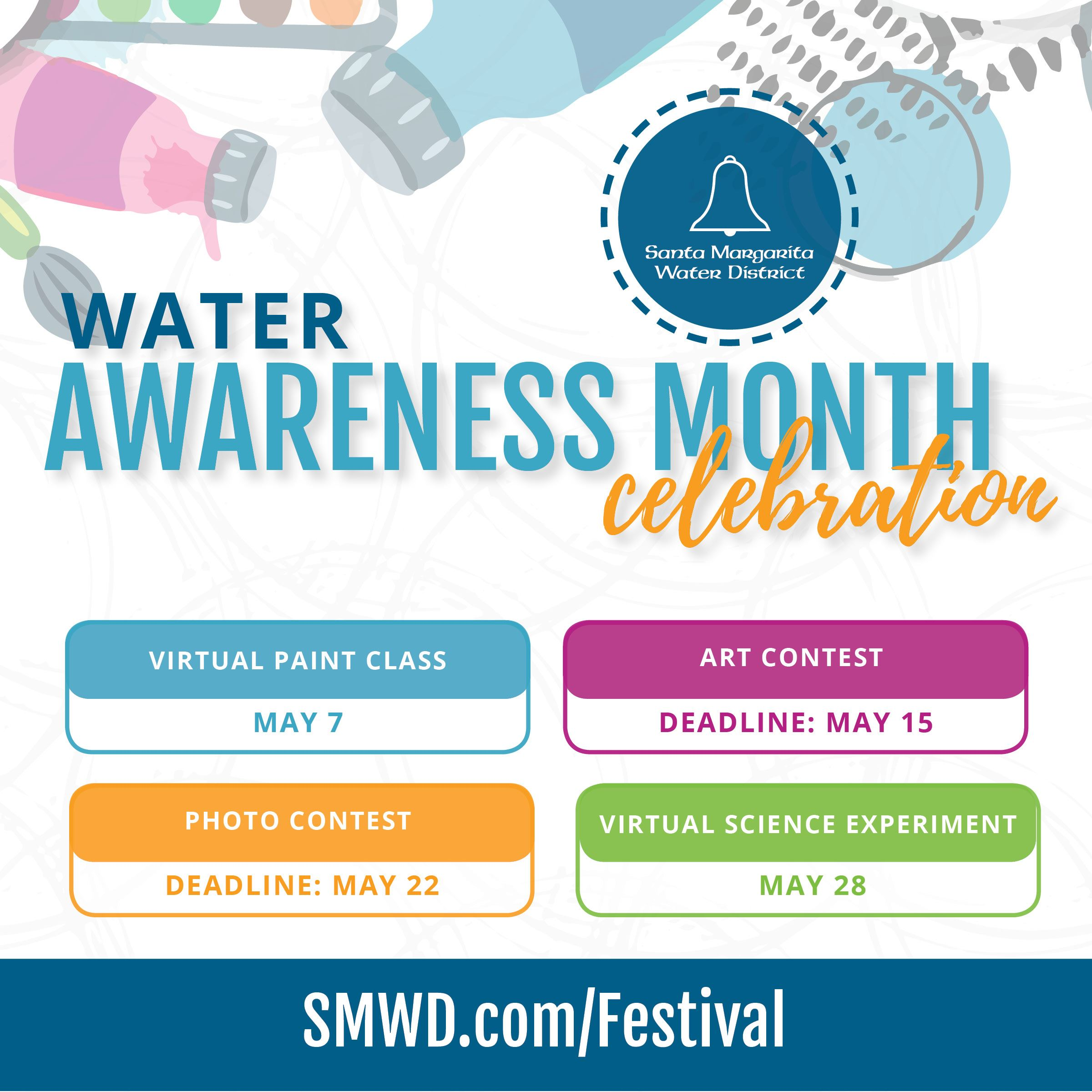 Water Awareness Month_ Social Media Posts